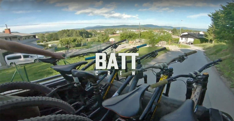 BATT Crew, MTB trail center Kočevje