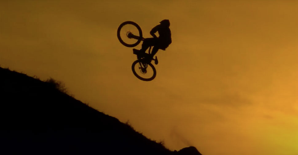 film tedna kranked freeride