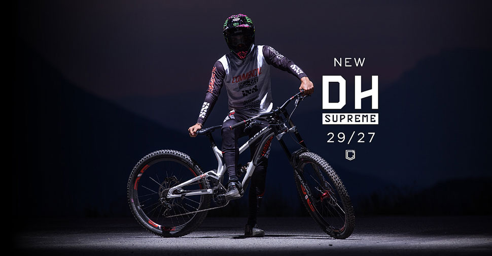 commencal supreme dh 29 27