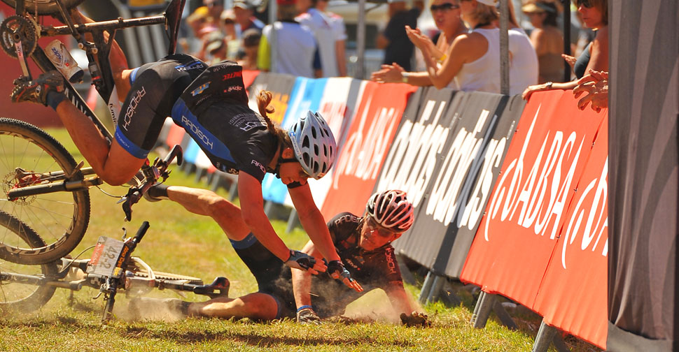 Peter Vesel, Ivonne Kraft, Cape Epic