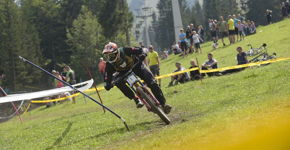 Unior DH Cup Soriška planina, Rudi Pintar