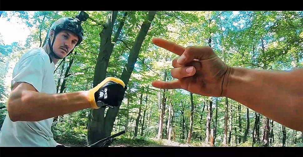 Leo Gamboc, Up & Down, Golovec trails