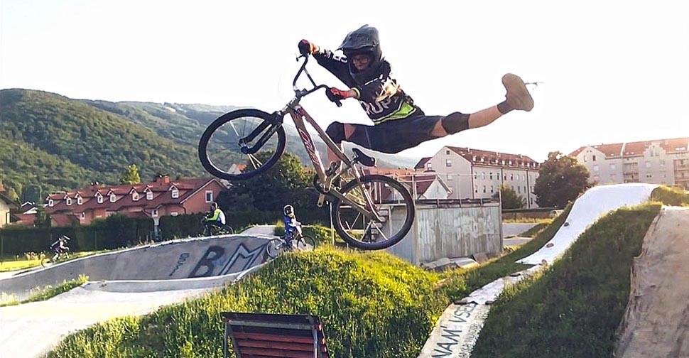 BMX Mak Breznik Falk