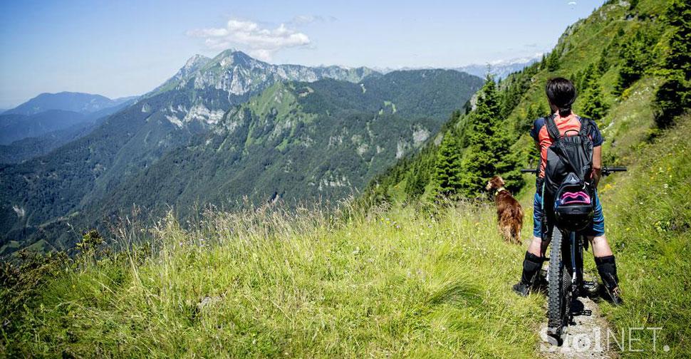 Vesna Stanić, Soriška planina