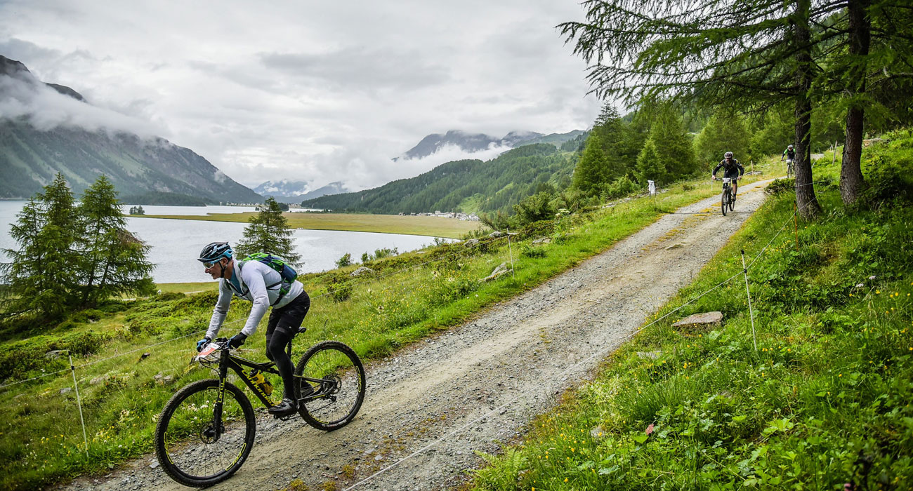Engadin Bike Giro, Igor Tiefengraber