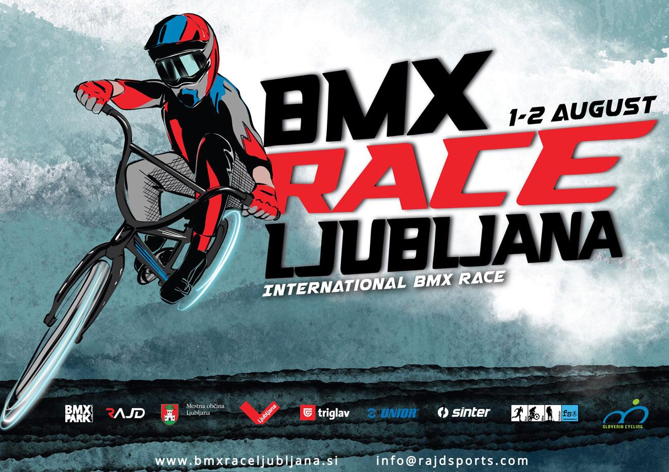 BMX Race Ljubljana