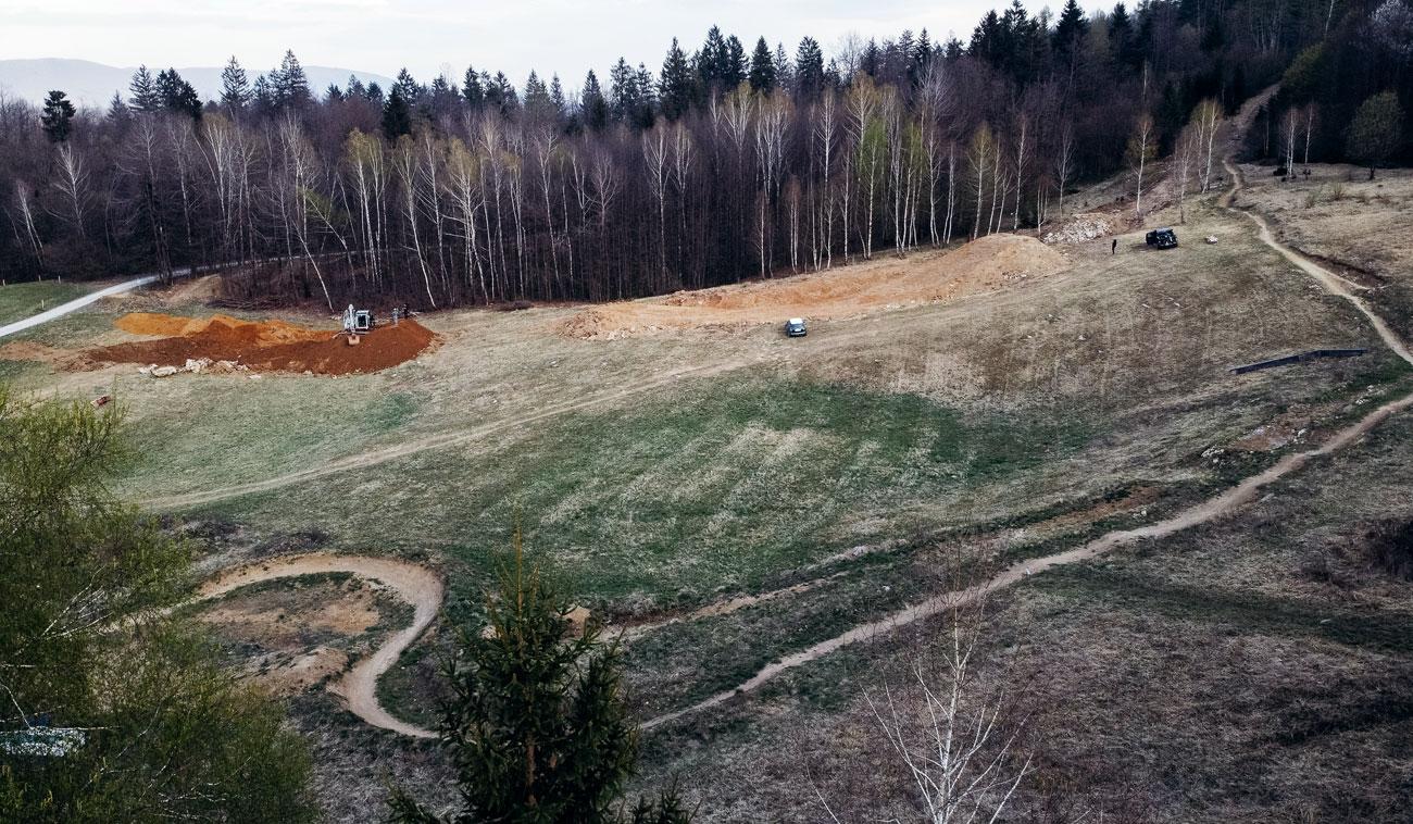 Flat Out Days, MTB trail center Kočevje