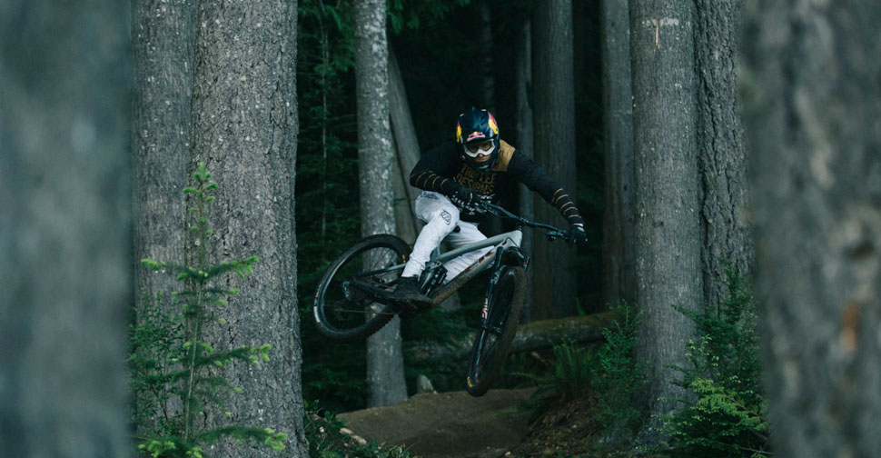 Brandon Semenuk, Cascade