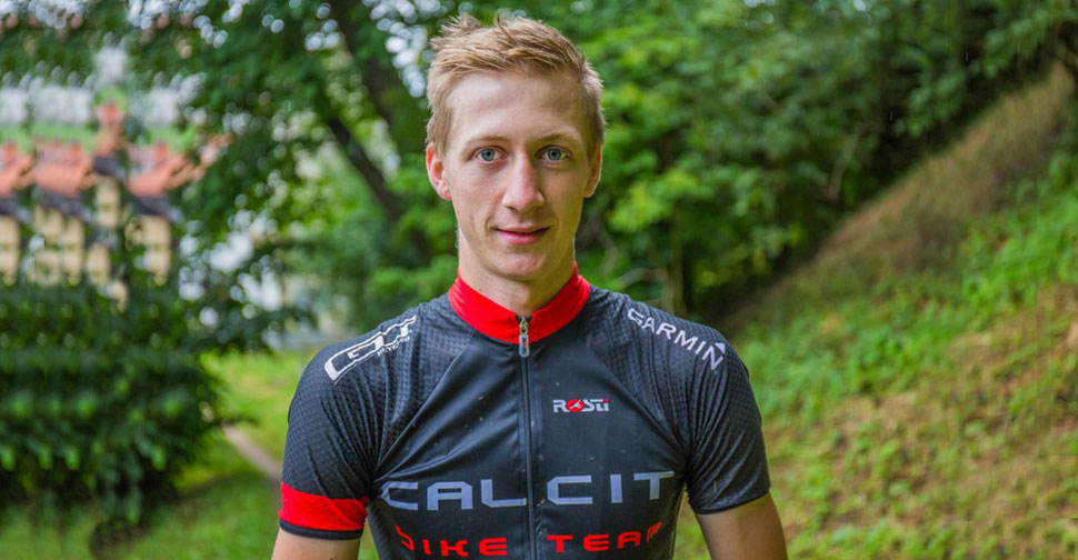 Gregor Krajnc, Calcit Bike Team