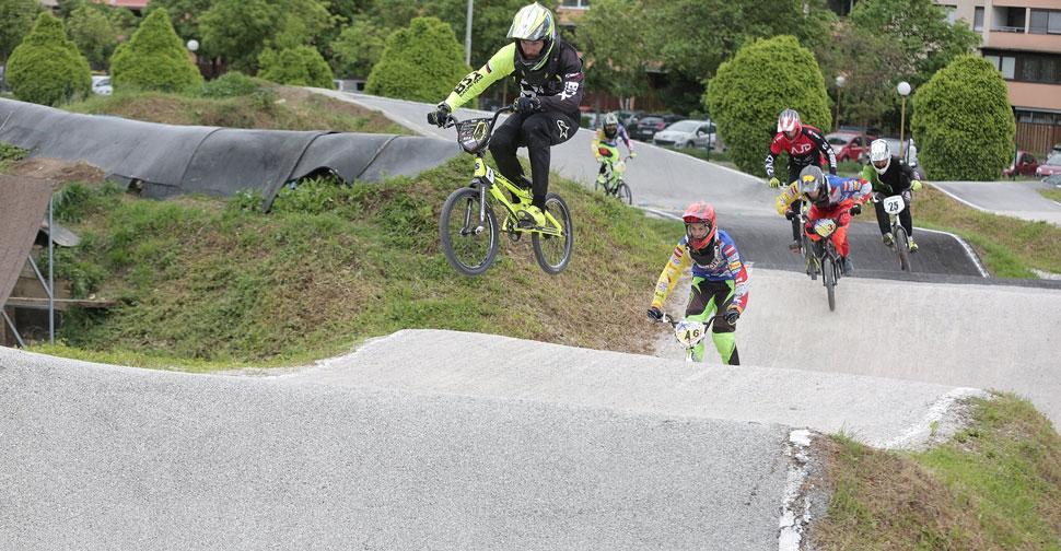 BMX tahitre, DP Maribor