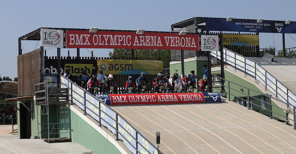 Evropski BMX pokal Verona