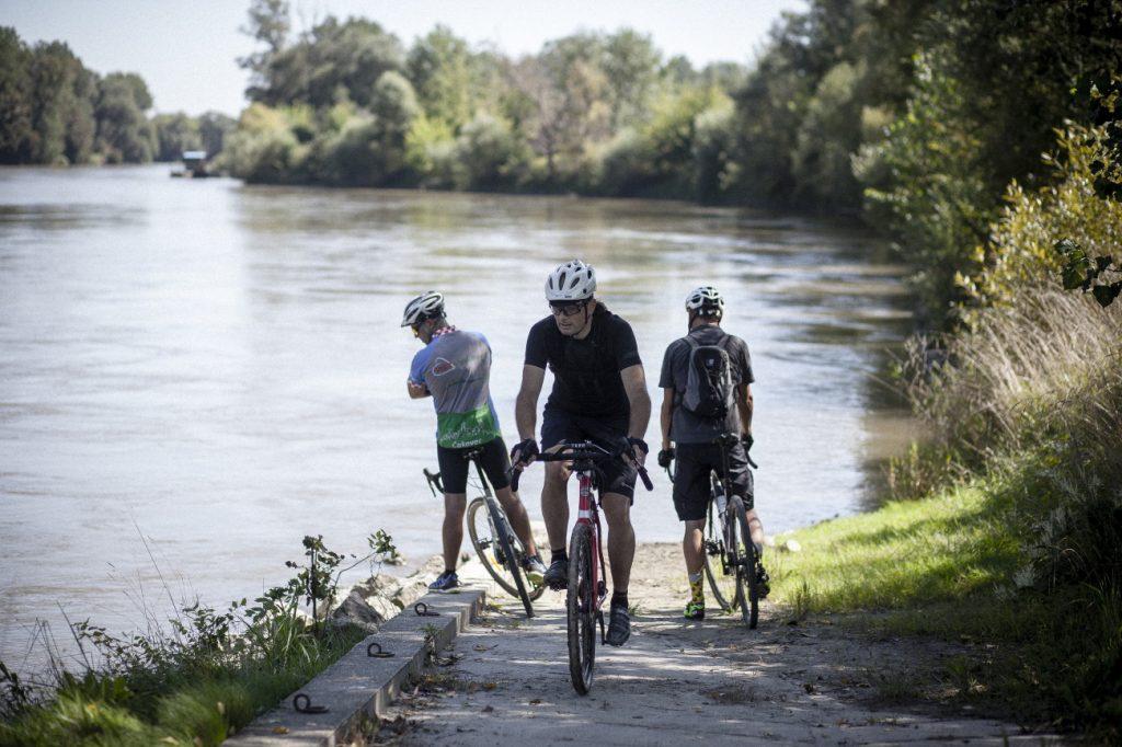 U prvom dijelu vožnje pratili smo rijeku Muru