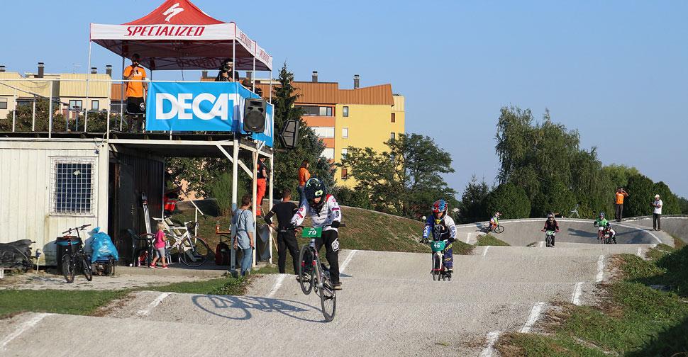 BMX tahitre, Maribor