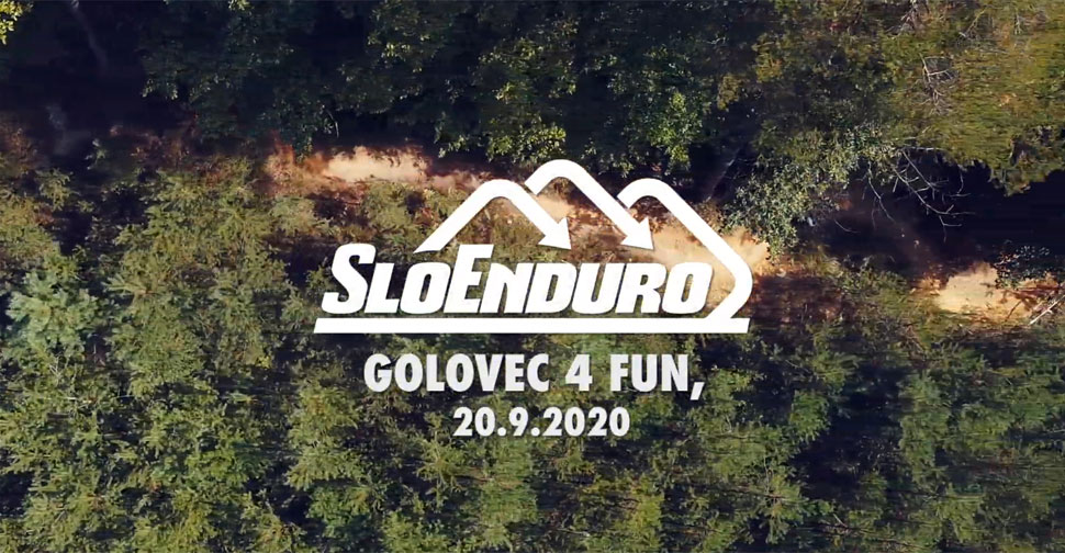 SloEnduro Golovec trails