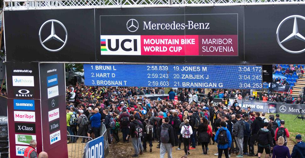 Maribor, svetovni pokal v gorskem kolesarstvu