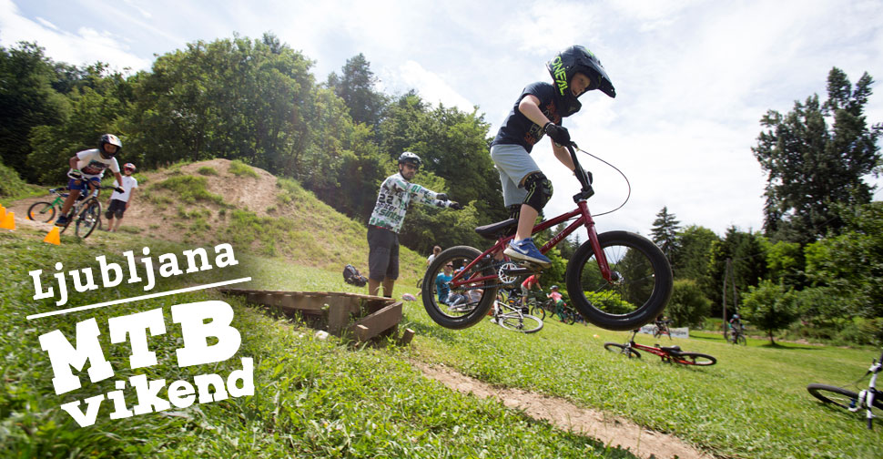 bike park ljubljana