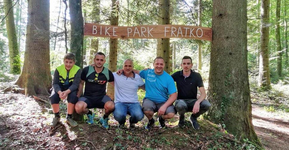 bike park Fratko