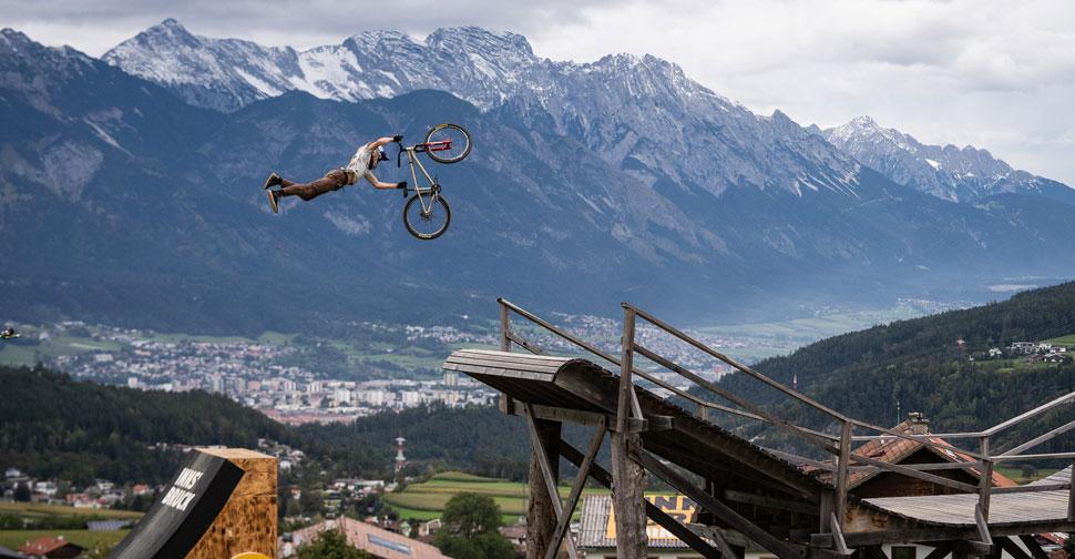 Crankworx Innsbruck, Thomas Genon