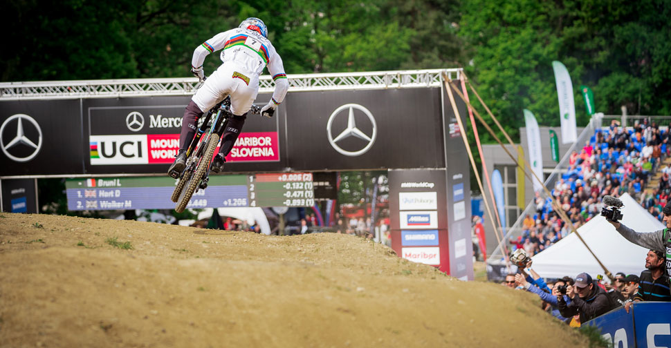 Loic Bruni, World Cup Maribor