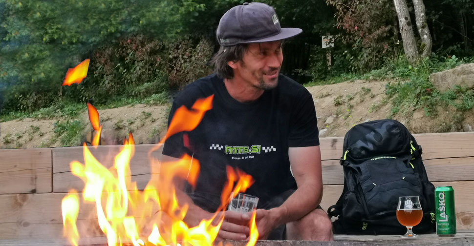Igor Kaligarič, MTB trail center Kočevje