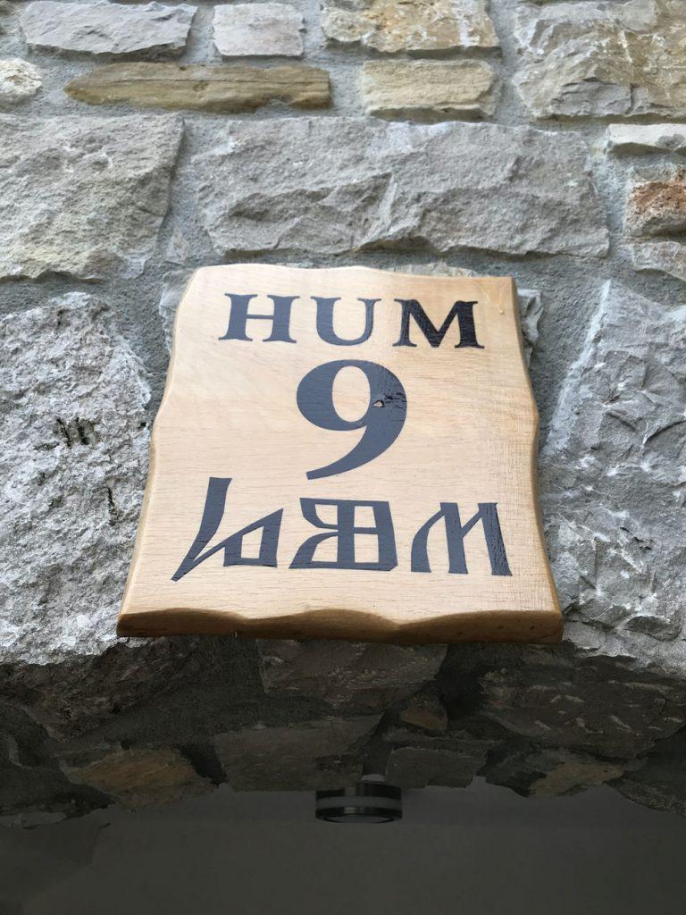Hum, Istra