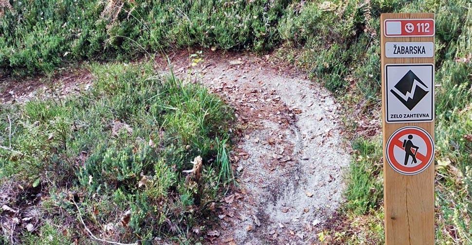 Legalizacija gorskokolesarskih poti