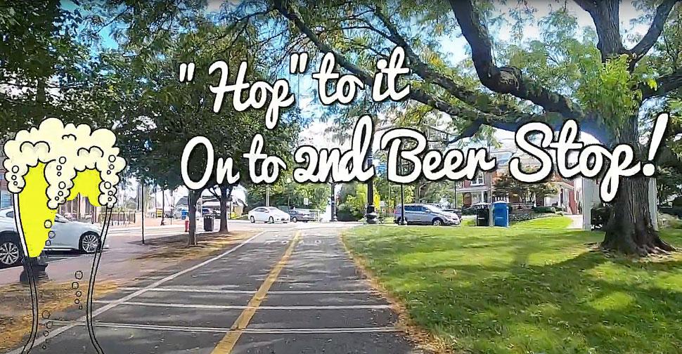 Video sredica, pivo