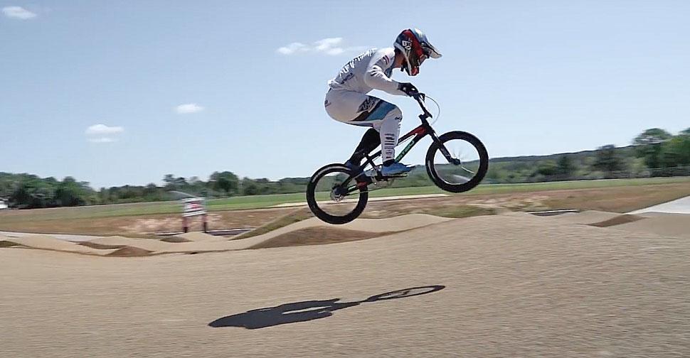 BMX tahitre, Niels Bensink