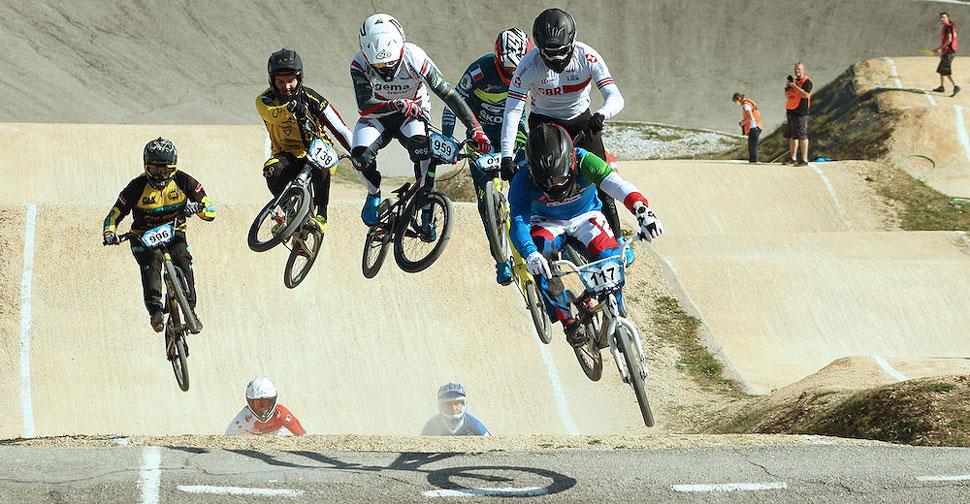 BMX Tahitre, Verona