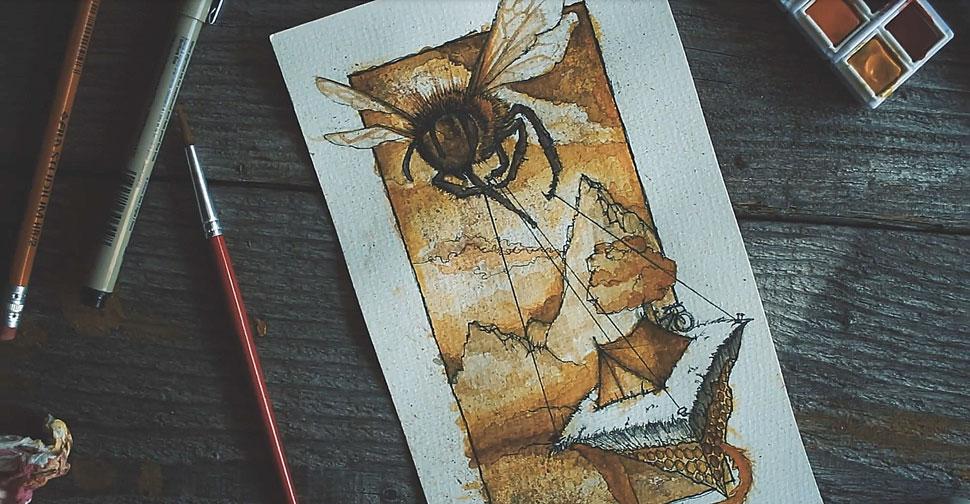 Montanus, oda čebelam