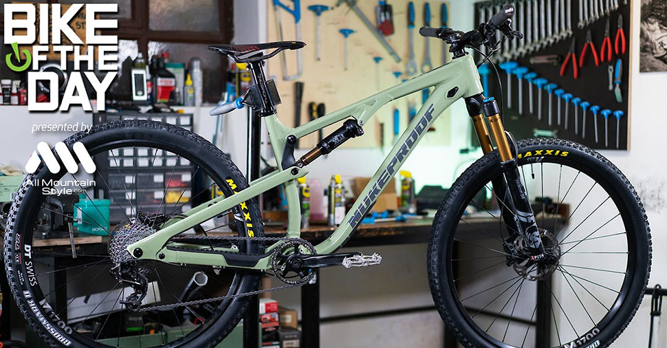 nukeproof reactor 275 vital mtb bike of the day