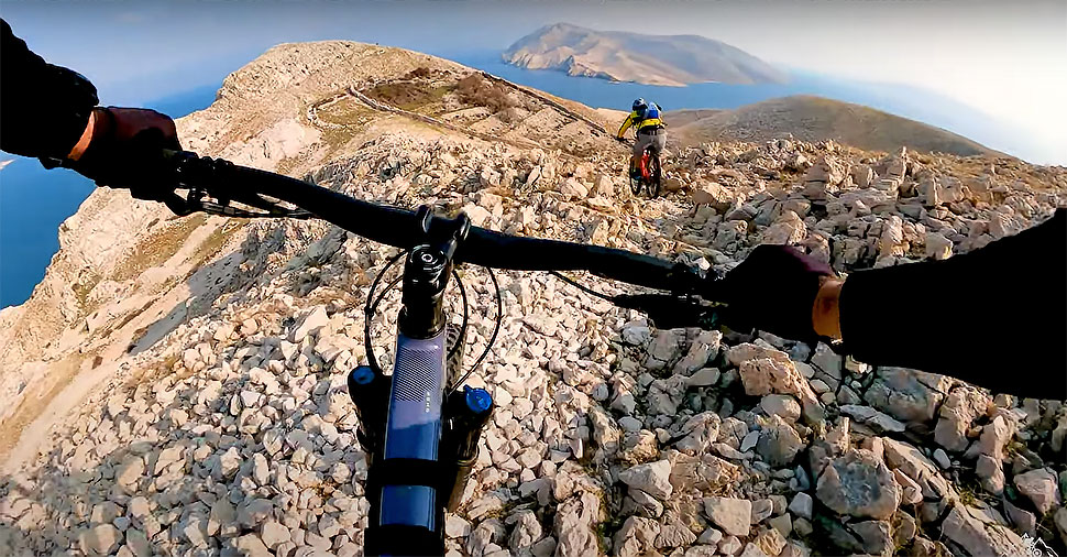 Krk mountain bike