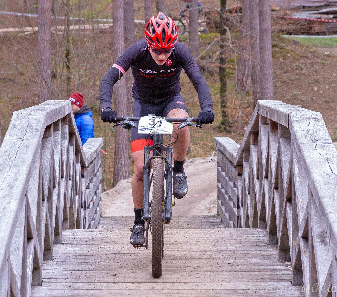 tilen jagodič, calcit bike team