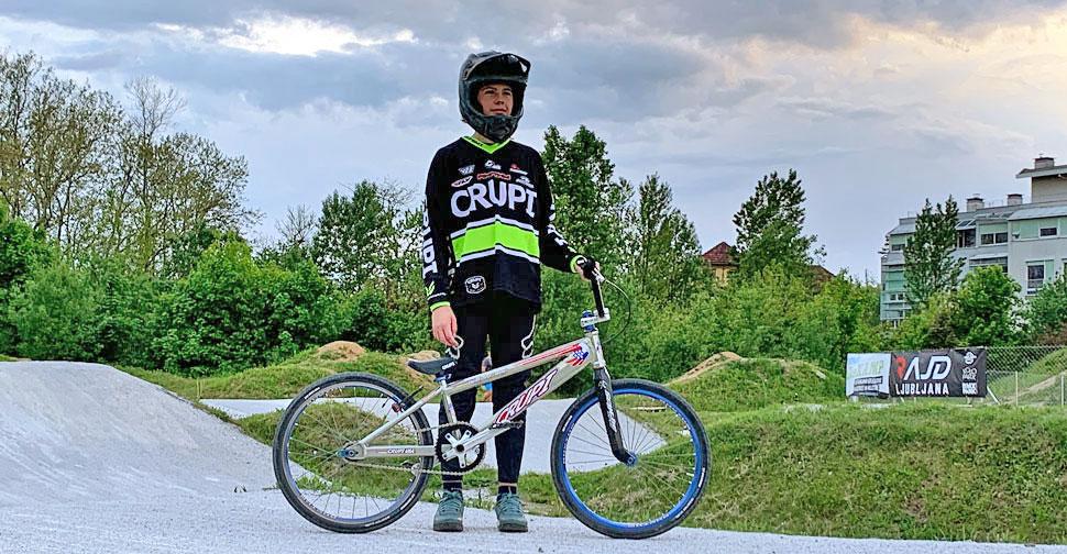 Mak Breznik Falk, Crupi Catalina BMX