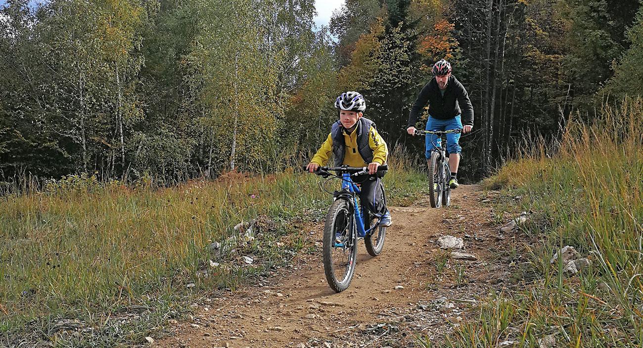 Janez Dejak, MTB trail center Kočevje