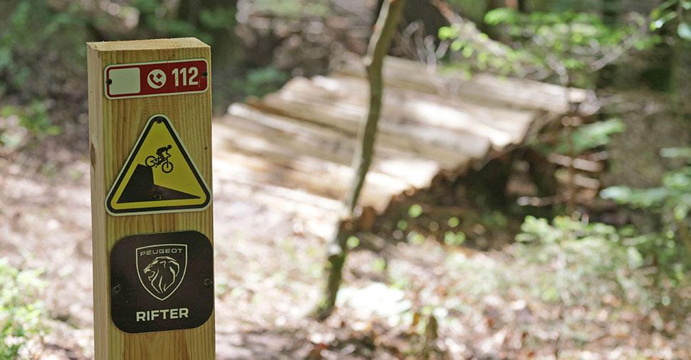 rifter trail, golovec trails