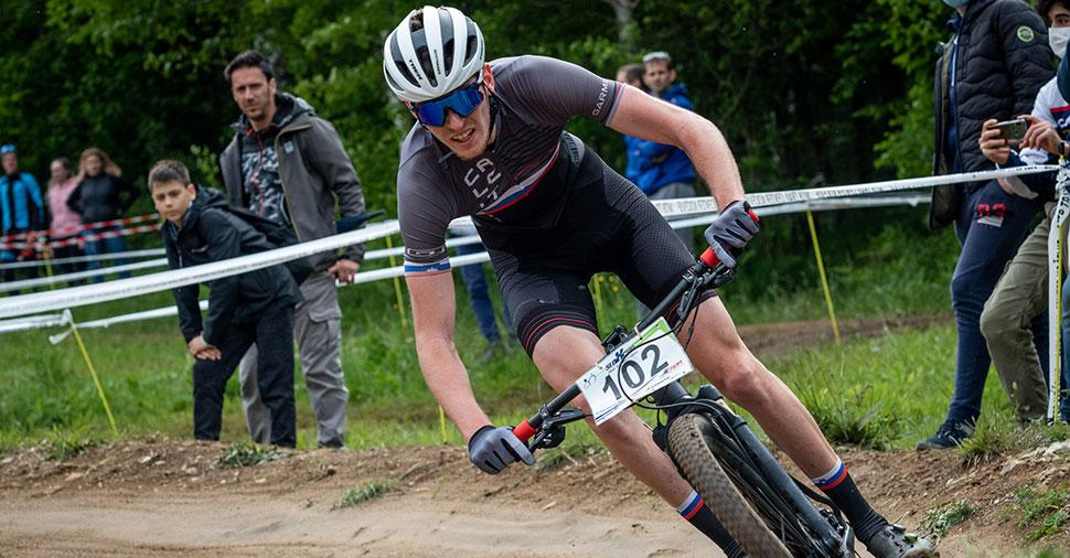 Rok Naglič, calcit bike team
