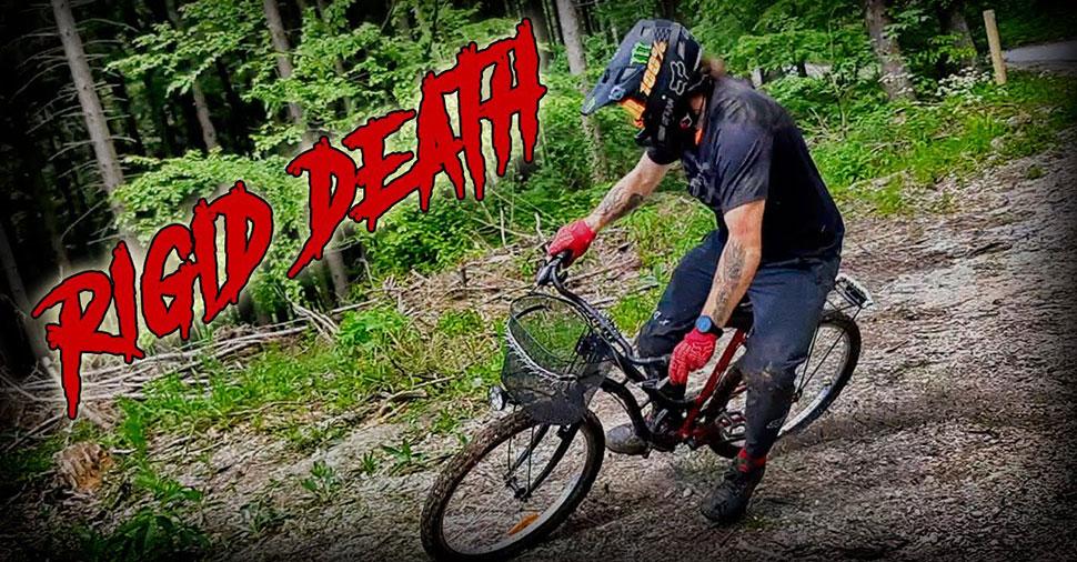 Goran Skok, rigid death, javor trails