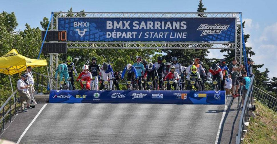 BMX Sarrians