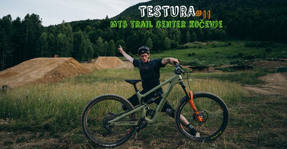 Kristjan Vreček, MTB Trail Center Kočevje