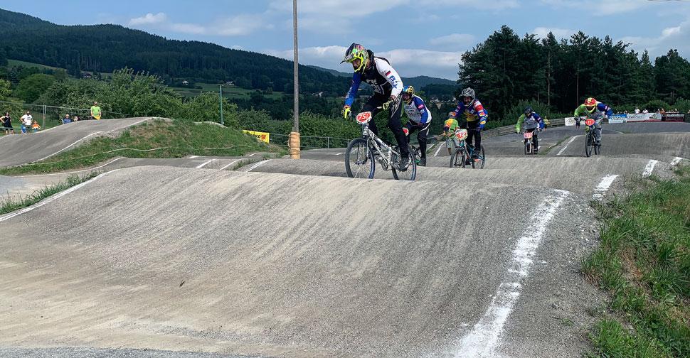 BMX Baierdorf, Gregor Palčnik