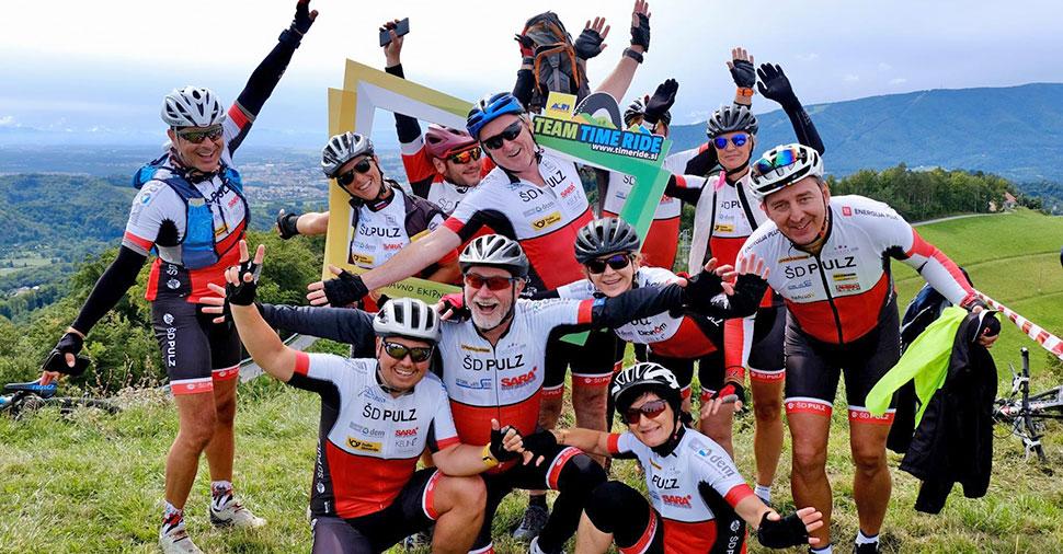 ajm team time ride