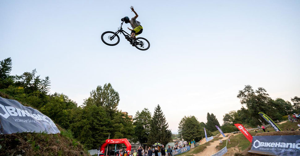 Bike park Ljubljana, Big Air Session