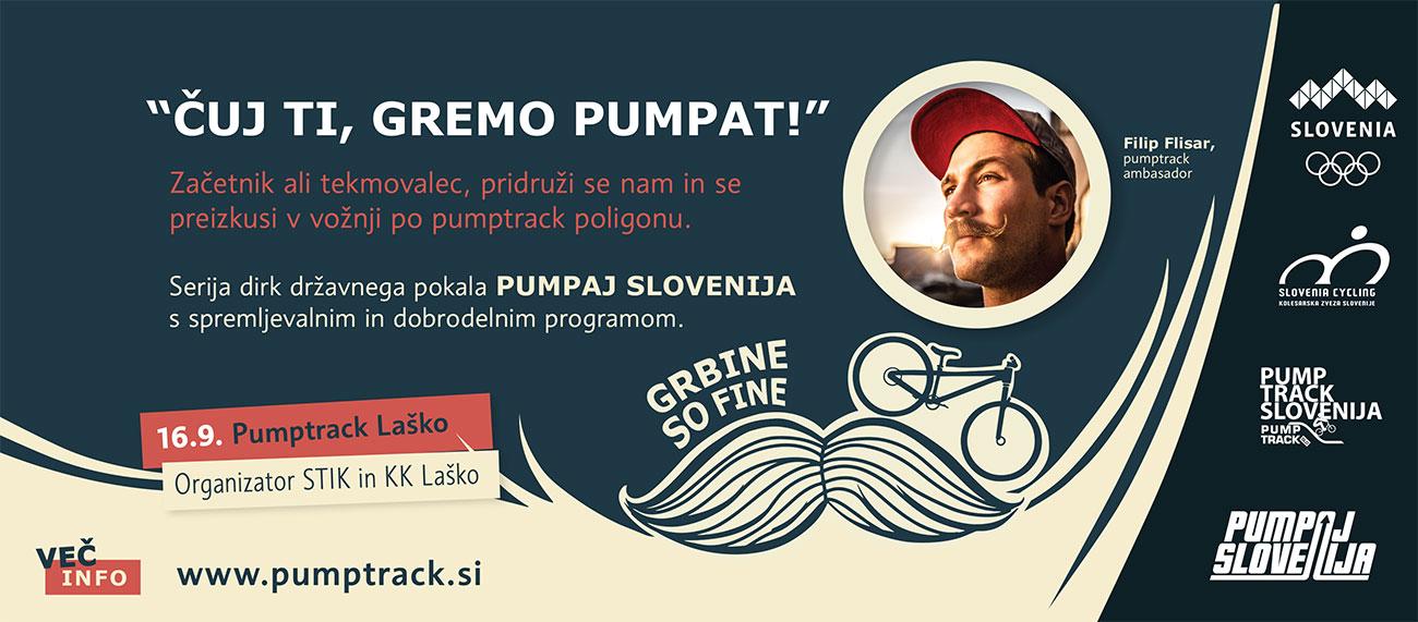 pumpaj slovenija laško