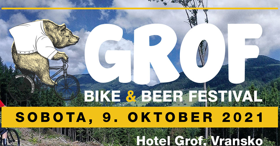 grof bike beer