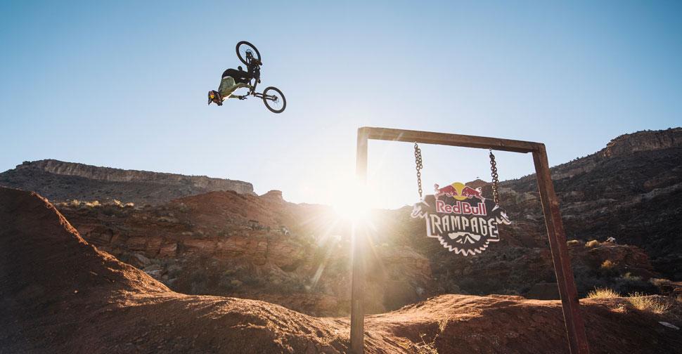 Red Bull Rampage, Brandon Semenuk