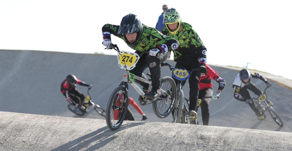 alpe-Adria BMX, Tim Rovtar, Beno Batič